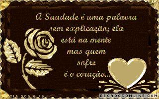 Saudade Imagem 4
