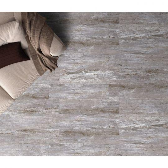Emser Attic Taupe 6 X 24 Ceramic Wood Look Tile Emser Emser Tile Wood Look Tile