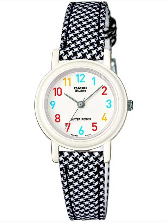 Casio Junior Collection Strap Watch LQ-139LB-1BER