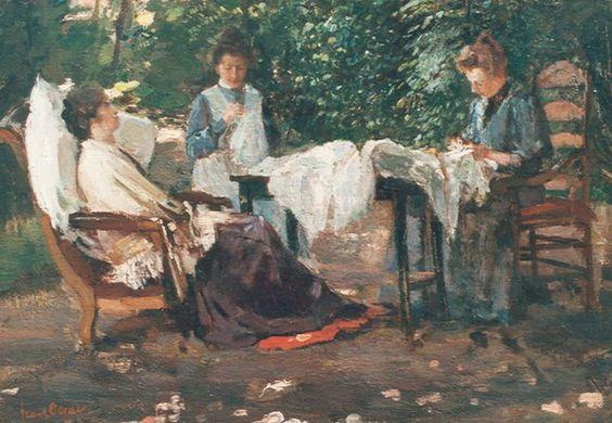 Frans David Oerder (Dutch artist, 1867-1944)