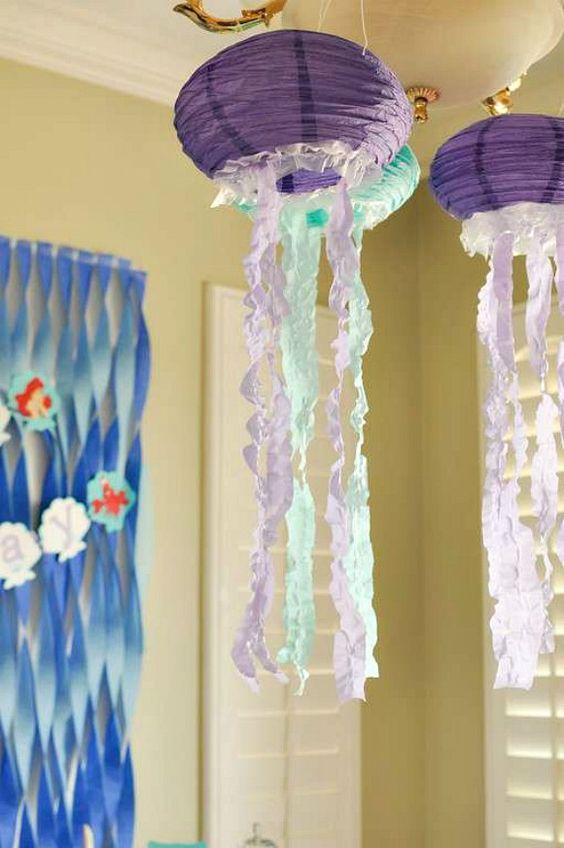 Jellyfish Decor | CatchMyParty.com