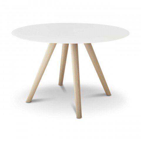 Esstisch Round S337 120 Cm Weiss Online Kaufen Bei Segmuller Esstisch Tisch Esszimmertisch