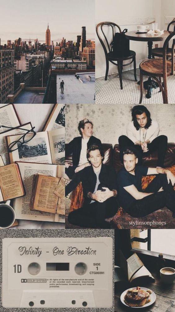 Infinity One Direction Lockscreen Ctto: @stylinsonphones ( on Twitter )   #ahpinterest