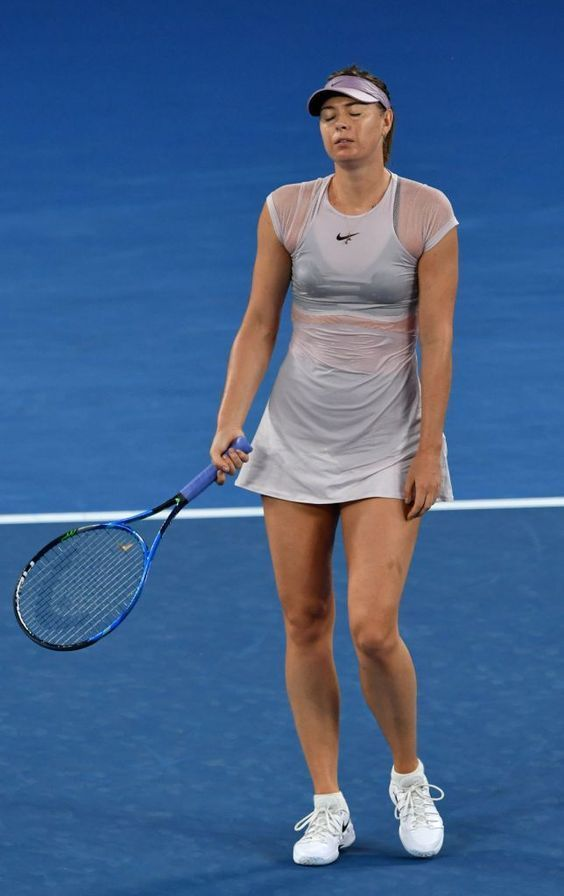 Guys Only Best Legs And Other Best Female Issues Maria Sharapova Tennis Players Female Tennis Stars