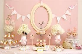 the girliest buffet EVER!