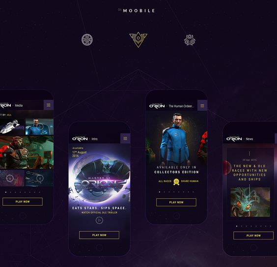 Master of Orion is a return of a successful 4x turn-based strategy game…