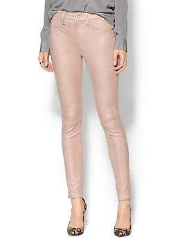 7 For All Mankind Knee Seam Skinny Jean | Piperlime