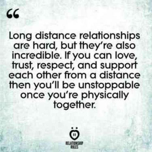 20 Long Distance Relationship Quotes To Keep You Positive