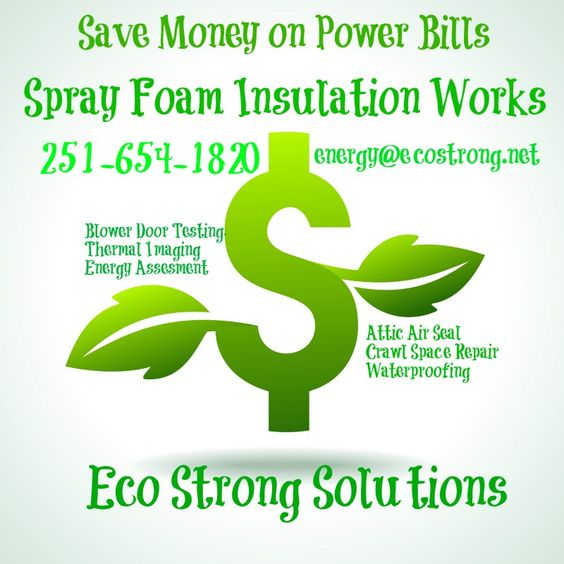 Spray Foam Insulation, Waterproofing