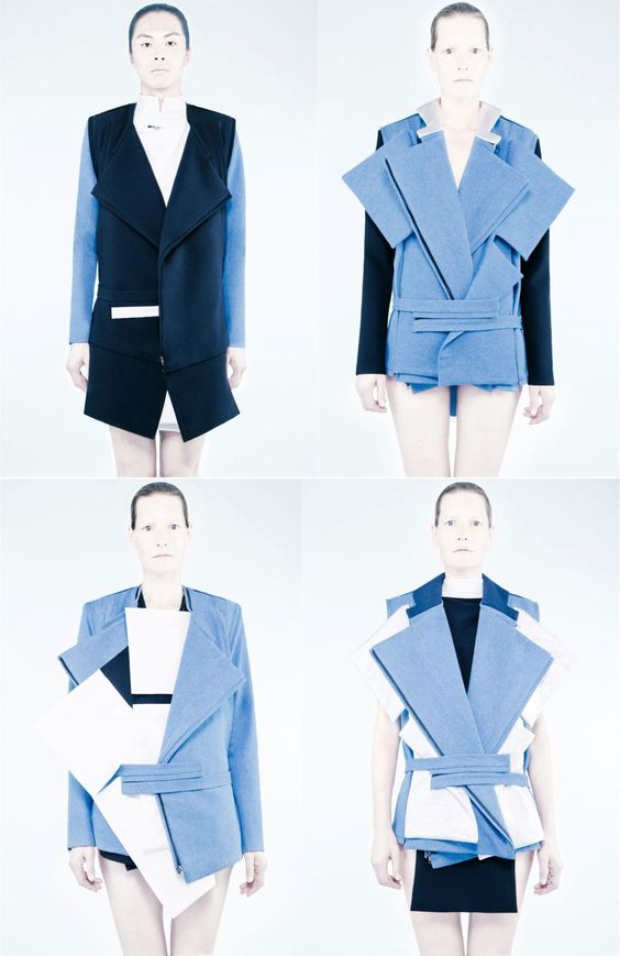 Rad Hourani Collection #8 LookBook  http://www.creativeboysclub.com/rad-hourani-collection-8-lookbook