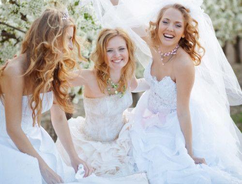Die Aufgaben der Brautjungfern / Bridesmaids