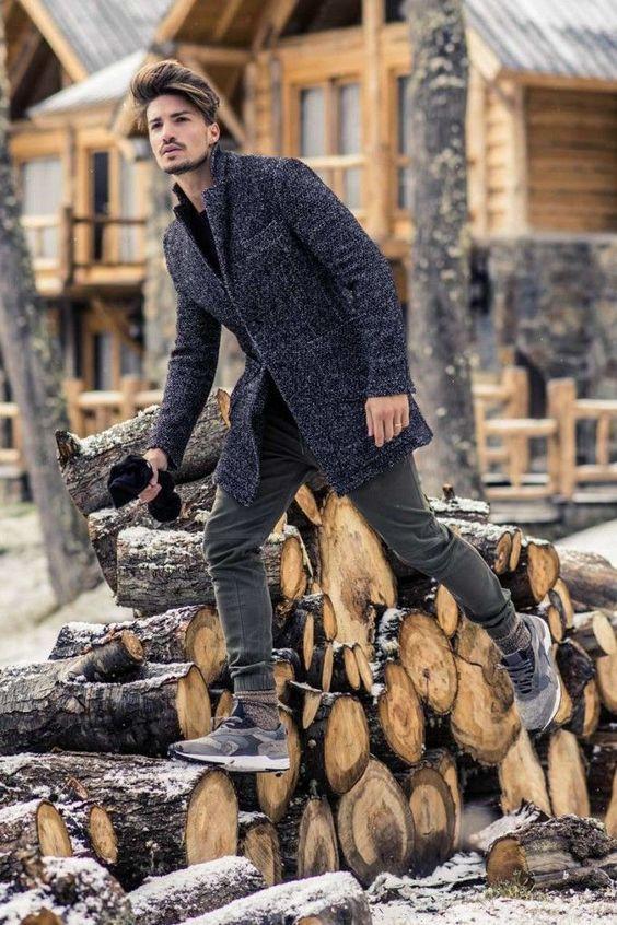 WINTER TRENDS - THE ELEGANT SOPHISTICATION OF COAT - mens clothing ...