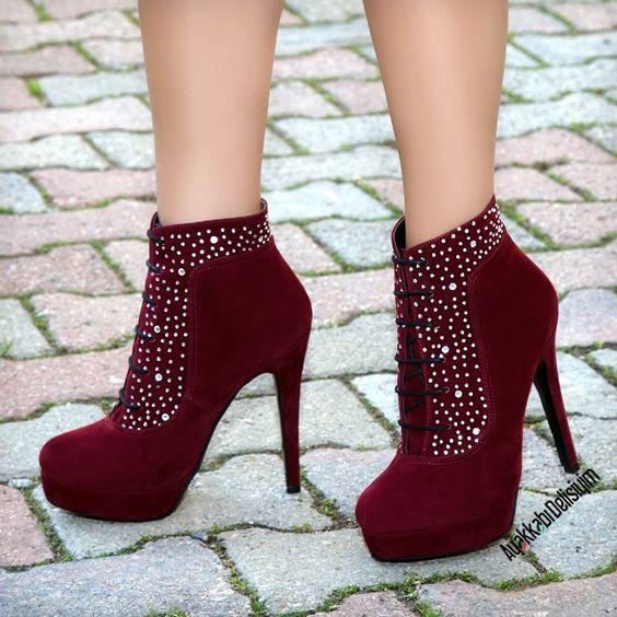Pretty Street High Heels