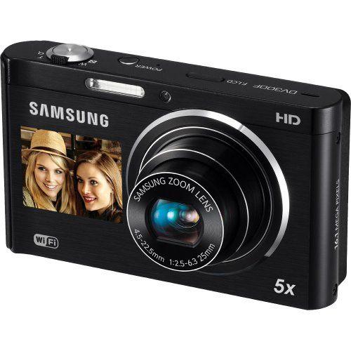 Samsung DV300F 16-megapixel DualView Digital Camera