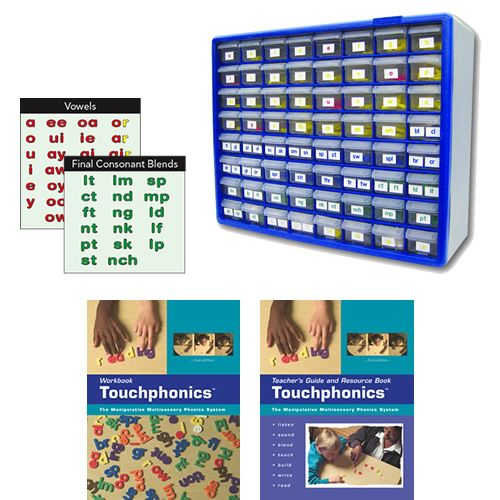 Touchphonics One On One Kit | School Specialty | EPS
