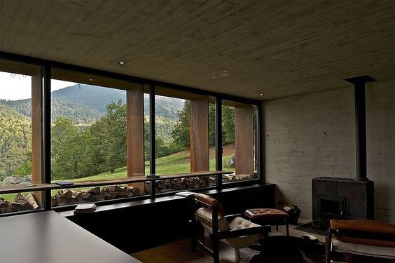 Barn in Pyrenees by PPA | Home Adore