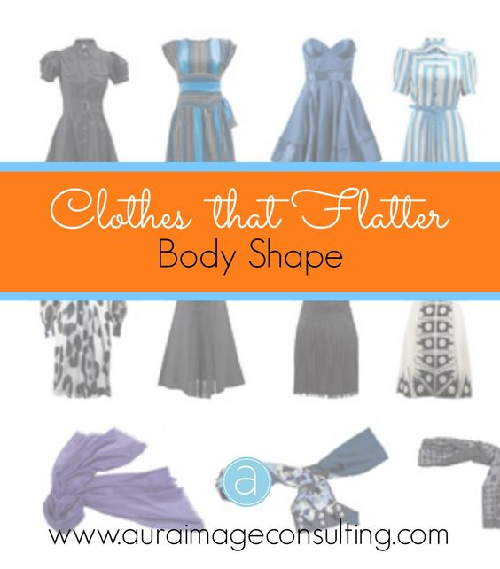 5 practical reasons why you should look for clothes specifically for your #BodyShape. Go to  http://auraimageconsulting.com/2014/05/clothes-that-flatter-body-shape/  #ImageConsultant #StylistToronto
