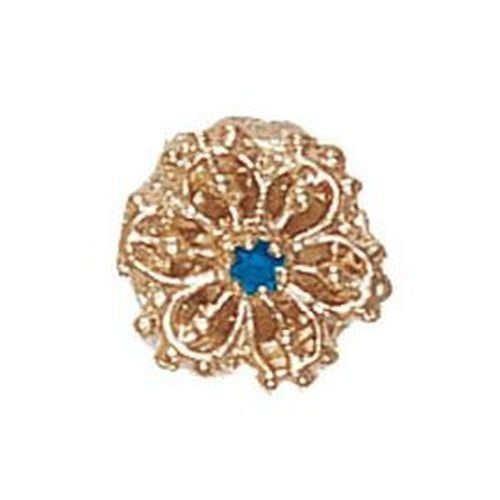 14 Karat Gold Sapphire image 01