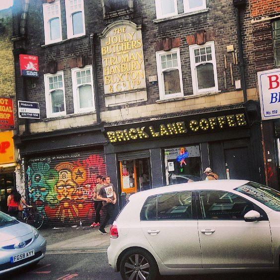 London, Brick Lane (UK)