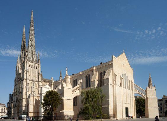 bons plans gratuits a Bordeaux - la cathédrale Pey Berland