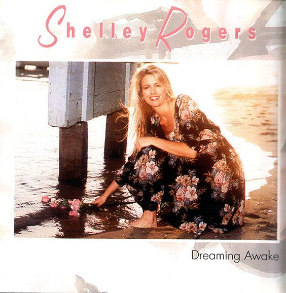 Shelley Rogers Dreaming Awake CD 1991 Blonde Vinyl Records Mike Knott