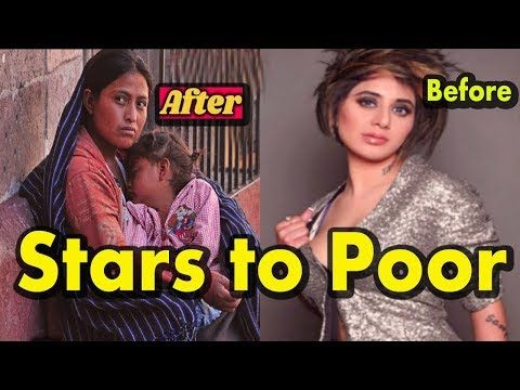 Top 7 Bollywood Stars Who Became Poor From Rich Bollywood Stars Celebrity Lifestyle Bollywood