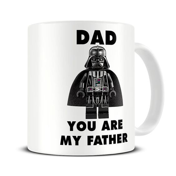 Dad You Are My Father Coffee Mug - gift for dad - father's day mug - dad mug - funny mug - MG353: