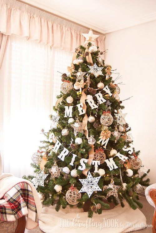 20 Best Christmas Tree Ideas 2020 Christmas Tree Decorating Themes Cool Christmas Trees Christmas Decorations Rustic Tree