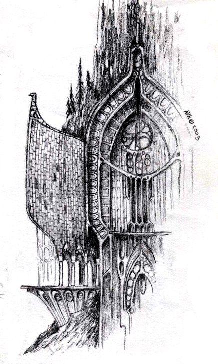 The Village Hobbit Elves Clip Art – Clipart Free Download