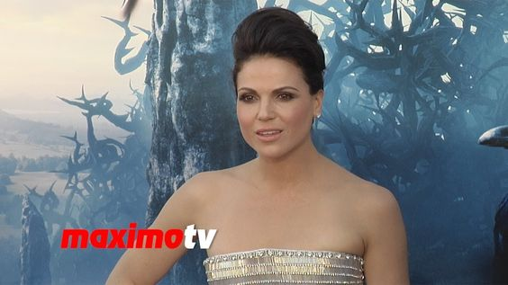 "Lana Parrilla ""Maleficent"" World Premiere in Los Angeles"
