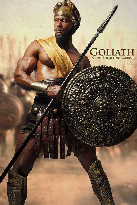 Goliath | Miss Zeeee