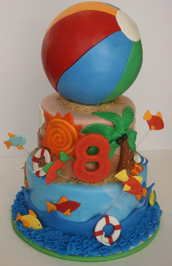 Pool Party Birthday!