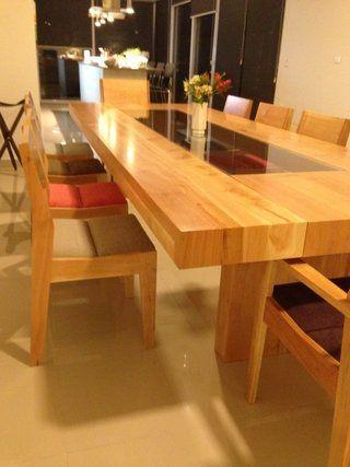 Mesa Neuquen Comedores De Madera Modernos Mesas De Comedor Muebles De Comedor Modernos