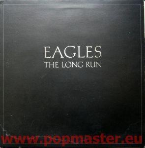 THE EAGLES THE LONG RUN  SE-508 *