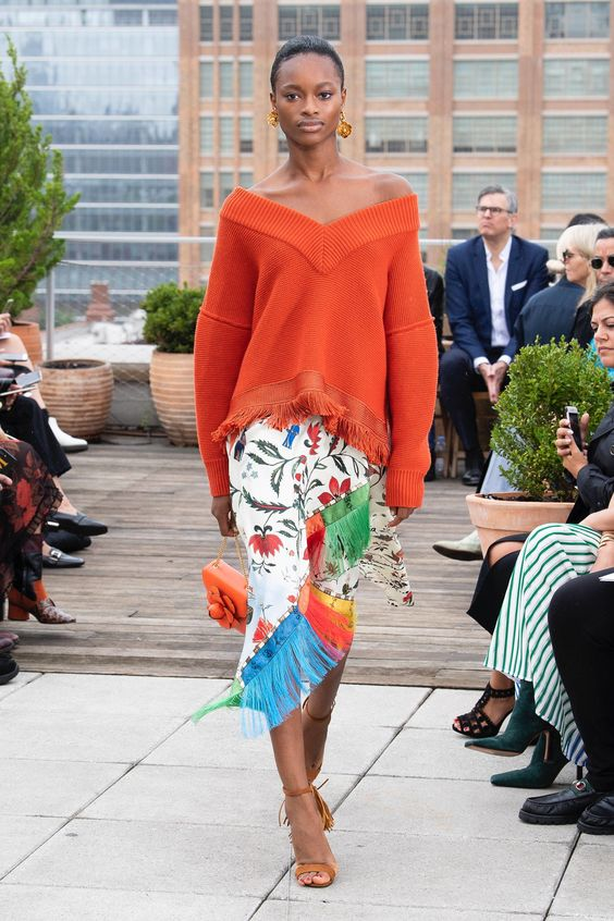 Oscar de la Renta Spring 2019 Ready-to-Wear Collection - Vogue