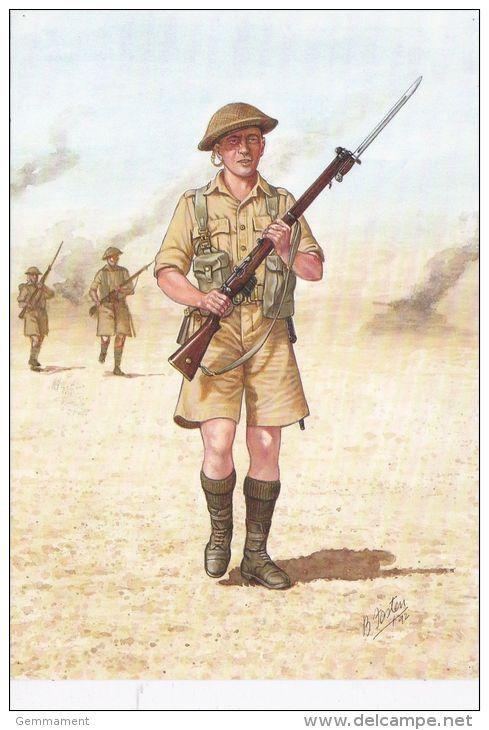 British Guards Uniform Ww 82