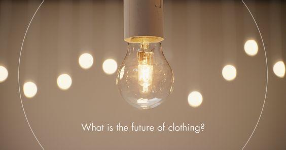 En #AEG creemos que la clave de la #innovación es ir siempre por delante y comprender qué nos depara el #futuro.   Queremos compartir esta filosofía con vosotros a través de nuestras #RedesSociales a medida que vayamos explorando el #FuturoDeLaRopa.   ¡Comencemos nuestro viaje juntos al futuro de la ropa! Participa en nuestro #concursos: https://a.cstmapp.com/p/5954