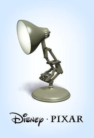 Luxo Jr Character Disney Short Films And Nu Est Jr