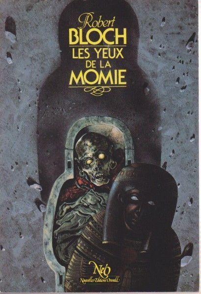 Les yeux de la Momie - Robert Bloch