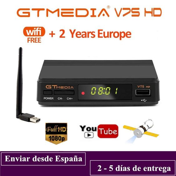 Pin By Watches Unique And Customer El On Home Audio Satellite Receiver Satellite Tv Digital
