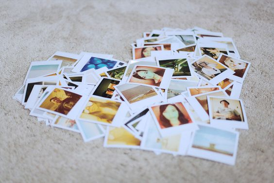 A Heart Full of Polaroids…