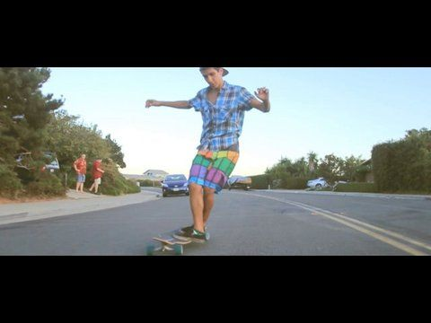 Carver Skateboards - Flowing on the Platypus   Showyou