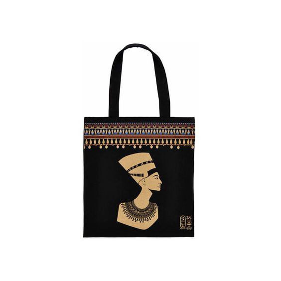 Egyptian Necklace tote bag (British Museum exclusive) (£9.99) ❤ liked on Polyvore