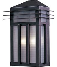 Maxim Lighting 8723 Gatsby 2 Light Outdoor Wall Light