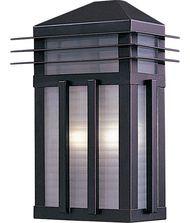 Maxim Lighting 8723 Gatsby 2 Light Outdoor Wall Light