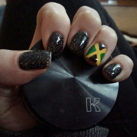 Nails for Jamaica  Minoldo Nails & Salon Bar Golden BC, Canada