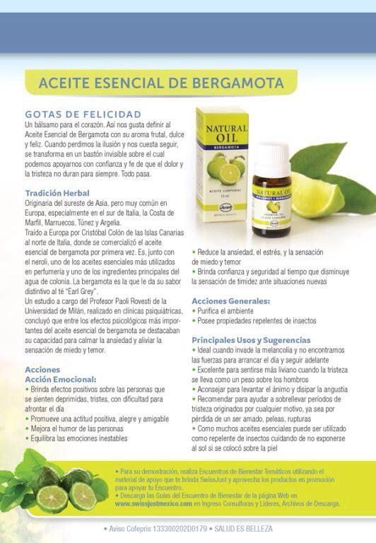 Aceite esencial de bergamota usos en aromaterapia el for Aceites esenciales usos