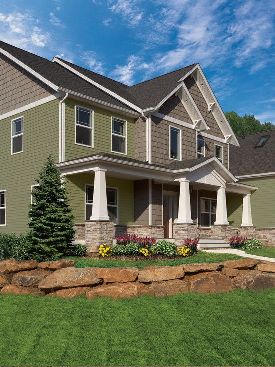 Vinyl Siding Design Pictures Remodel Decor And Ideas