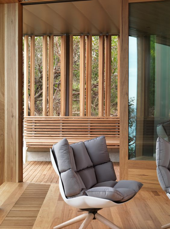Image 16 of 22 from gallery of Fairhaven Residence / John Wardle Architects. Photograph by Trevor Mein