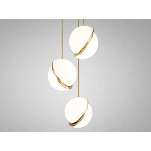 Lampa Model 204 Inspirowana Crescent Light With Images Led Chandelier Light Fixtures Pendant Lighting